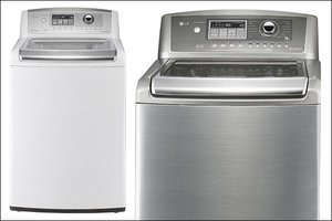 Recalled LG washers