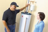Turning down conventional hot water heater&#39;s thermostat