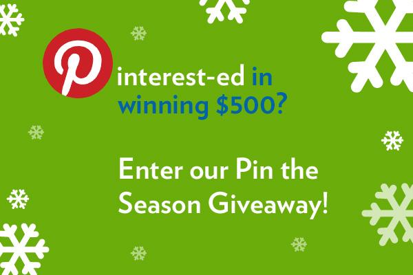 Enter HouseLogic's Pinterest contest