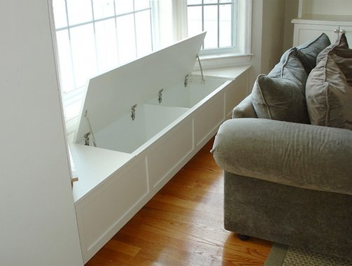 Window Box Seat Plans