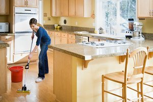 Kitchen Products Green Cleaning