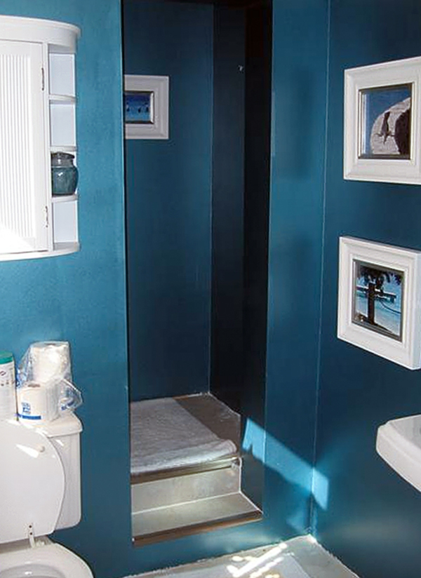 20 small bathroom ideas that save time and money Bathroom remodel ideas with stand up shower