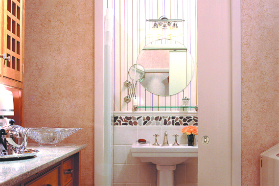 Fit A Small Bath In Your Small Home