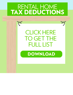 Tax Deduction For Rental Homes Rental Homes Tax Deductions
