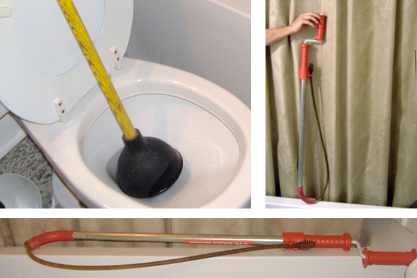 plunger obama down the toilet