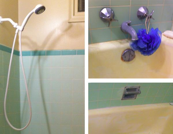 More details of Preston's bathroom before renovation