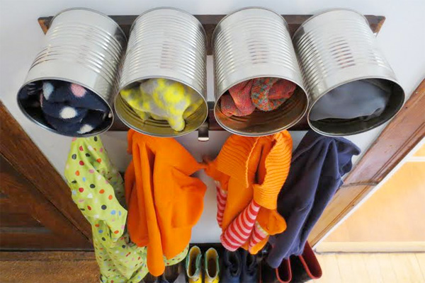 Ways to store your winter gear