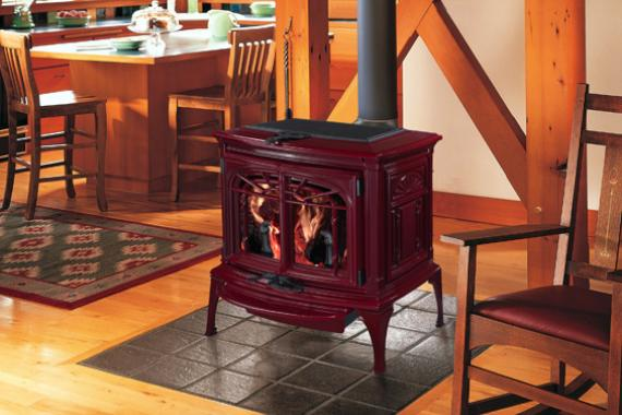 Stoves Very Efficient Wood Burning Stoves